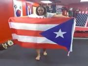 Puerto Rican ass