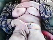Masterbation milf loves rubbing her wet cunt
