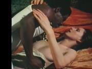 Vintage slo-mo interracial