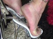 Shoeplay feet