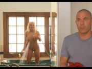Blonde Bath Bimbo