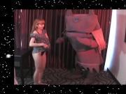 La Vore Girl News 7-11-15 - Lizzy Lamb