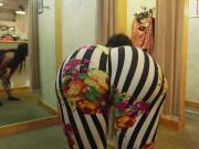 Big Booty Bubble Butt Ebony by MysteriaCD