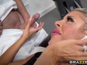 Brazzers - Dirty Masseur - Stress Buster scene starring Cour