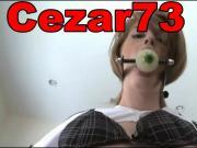 Fucking Kinky Teen In Bondage by Cezar73