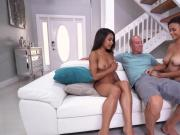 Big Titty Teens Gone Wild for Dick