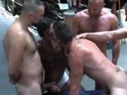 Ultimate Piss Break and Fist Orgy