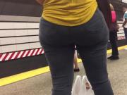 PAWG Whooty Fat booty