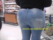 Phat Bubble Booty Mature Latina