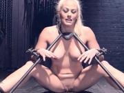 Blonde Fetish BDSM Amateur