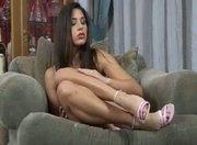 Zamira Footjob