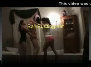 2 Girl Ballbusting