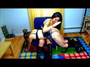 chelsie spanking