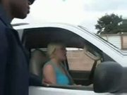 MILF AND DAUGHTER WITH BLACK COPS