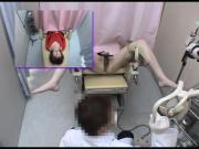 Japanese women and a medical examination and hidden camera