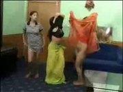 Indian teens dancing nude on web cam