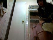 Girl in bathroom 8