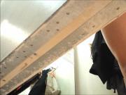 Girl in Dressing Room