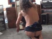 homeless ex-stripper