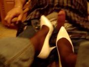 wht heel stomp