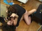 sexy Schoolgirl Lesbians
