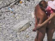 Nude Beach Encounters 001