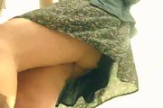 My very first upskirt try