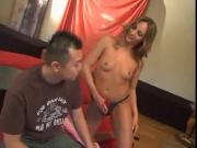 Asian Guy with Lexi Love