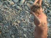Fucked on beach 9