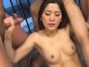 Japanese Cutie Threesome FMM