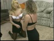 Catfighting blondes