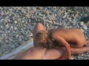 Nude Beach - Hot Blond Ride