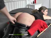 Red Ass Punishment - Jupudo.com - Tied & Spanked