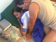 Asian Schoolgirl Moans of Pleasure xLx
