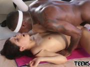 Nikki Knightly needs BBC pussy training
