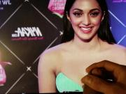 Kiara Advani Cum Tribute #2 With Lotioned Dick