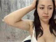Girl chage bras