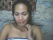 FILIPINA MOM RACHEL PACIBLE 40 FROM CEBU SHOWS HER BOOBS