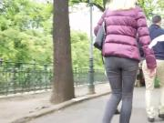 Tall MILF with nice ass in Karlovy Vary
