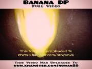 Sri Lankan Milf Mom Getting DP Fuck By Banana Full Video