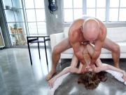 Kimmy Granger Flexible Slut Fucked and Facialized Twice!