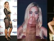 Cum Tributes for Rita Ora