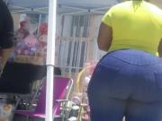 DONKEY ASS SPOTTED