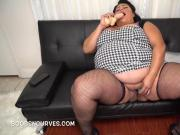This Big Belly Plumper gets a good fucking
