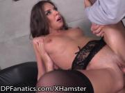 DPFanatics Henessy Fucked in Both Holes at the Office!