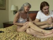 Sensual Foot Job Trailer
