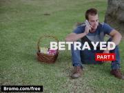 Bromo - John Delta with Leon Lewis at Betrayed Part 1 Scene
