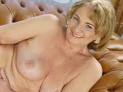 Kinky granny Sally G needs some cock