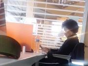 Bbc Dickflash Mature Ebony Libary