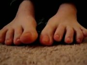 Flip flop toes 3